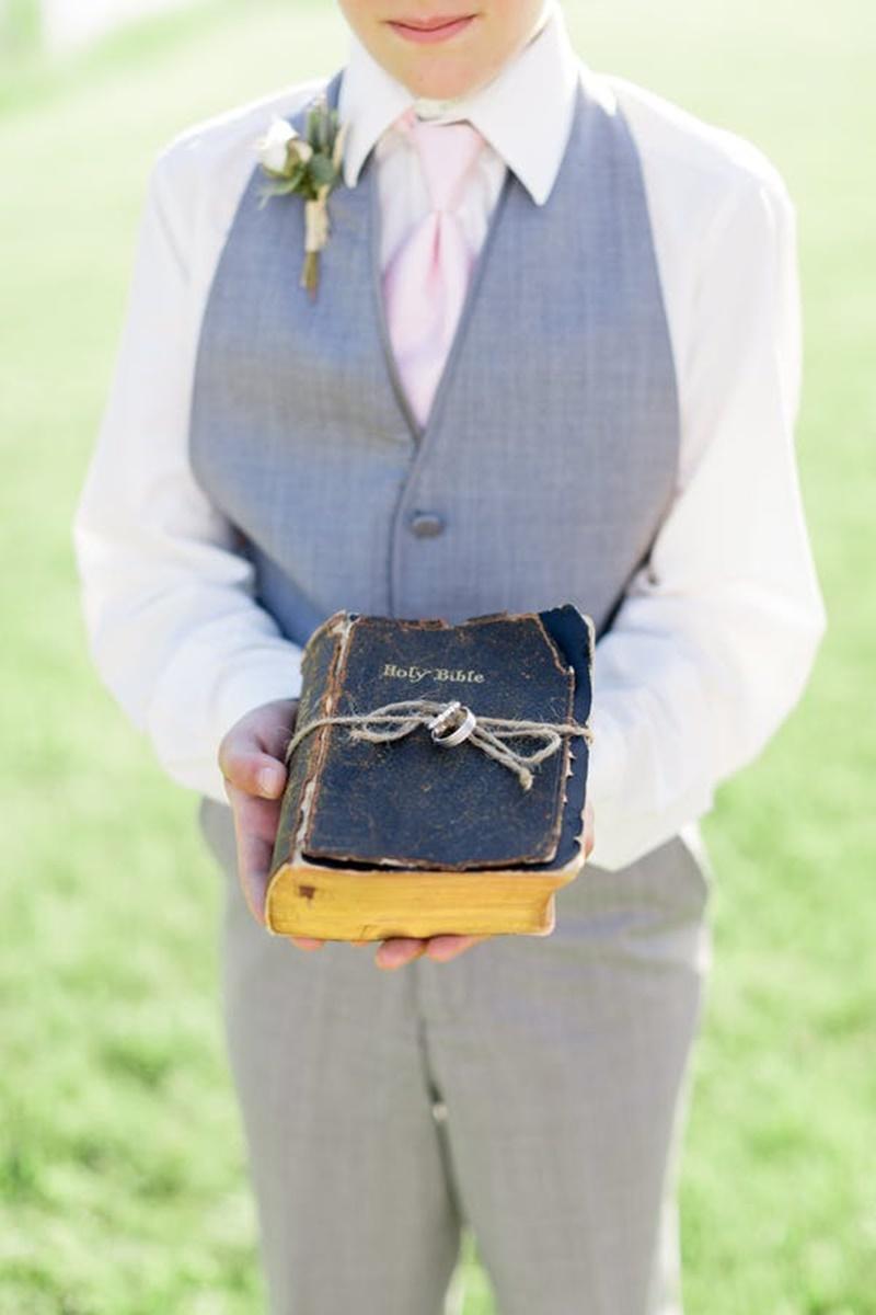 porta aliança biblia