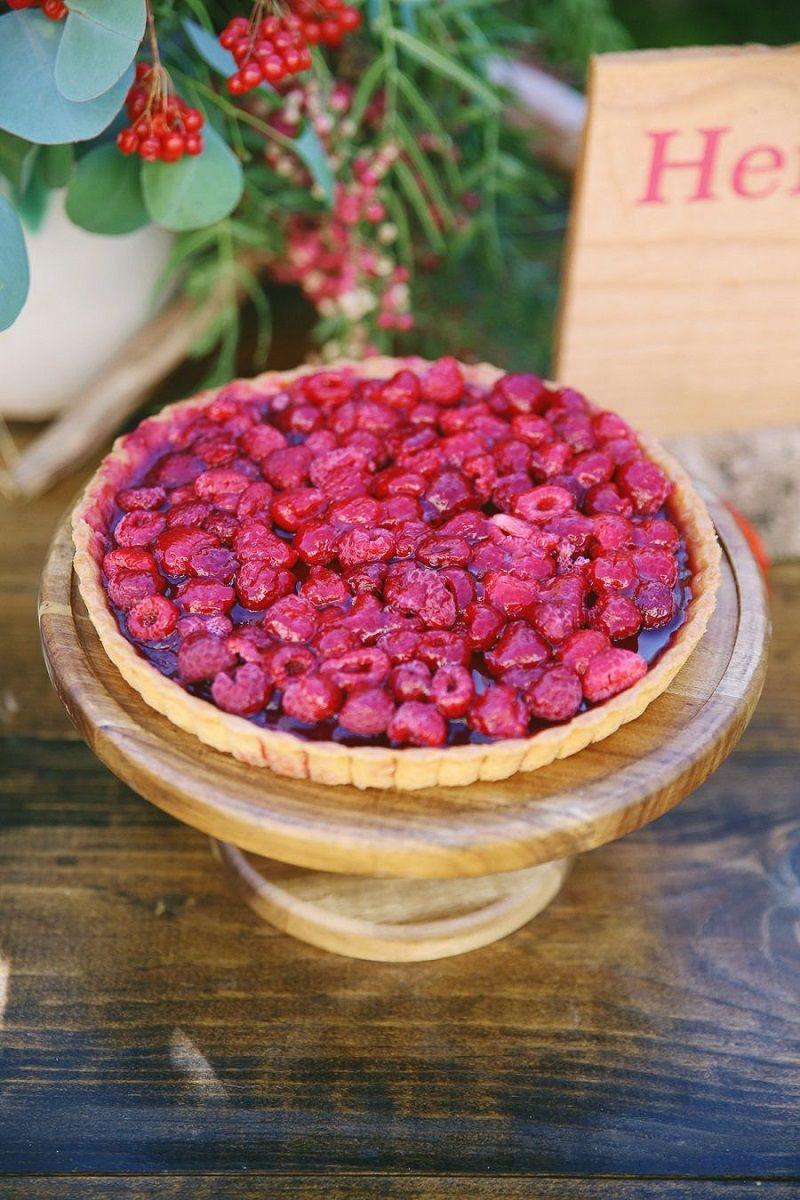 buffet para casamento torta-de-frutas-vermelhas-para-buffet-para-casamento-light