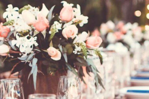 Decoração de mesa de casamento | Dicas para o arranjo de centro