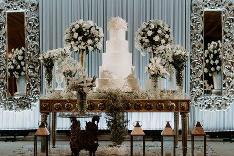 Decoração para casamento clássico | Cores, flores e dicas