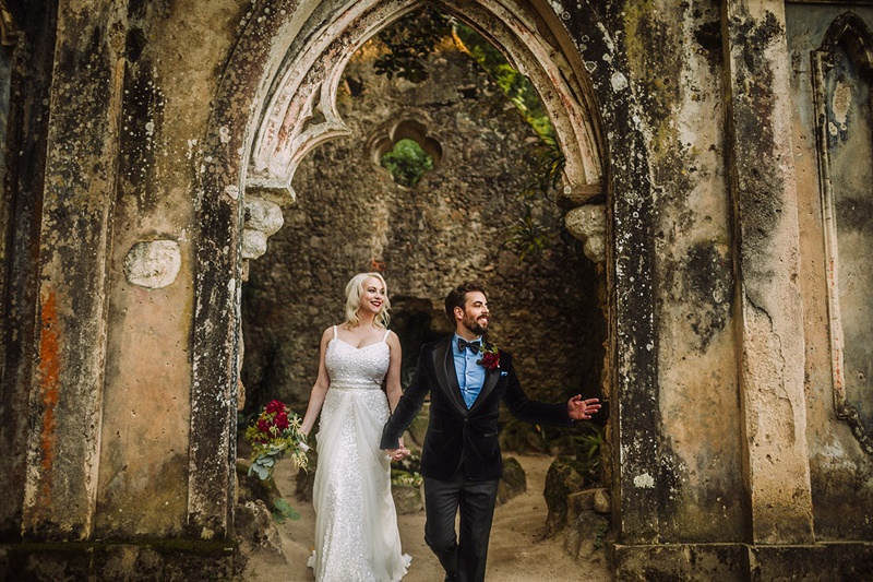 elopement wedding europa