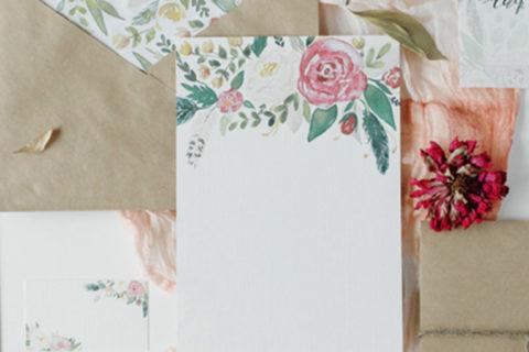 Modelos de convites de casamento | Como escolher o melhor para sua festa