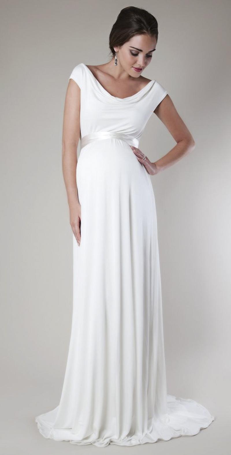 Vestido De Noiva Para Grávida Como Encontrar A Melhor Opção