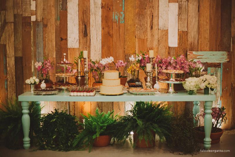cores para casamento