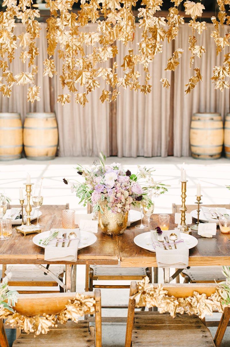 decoração de casamento 2019