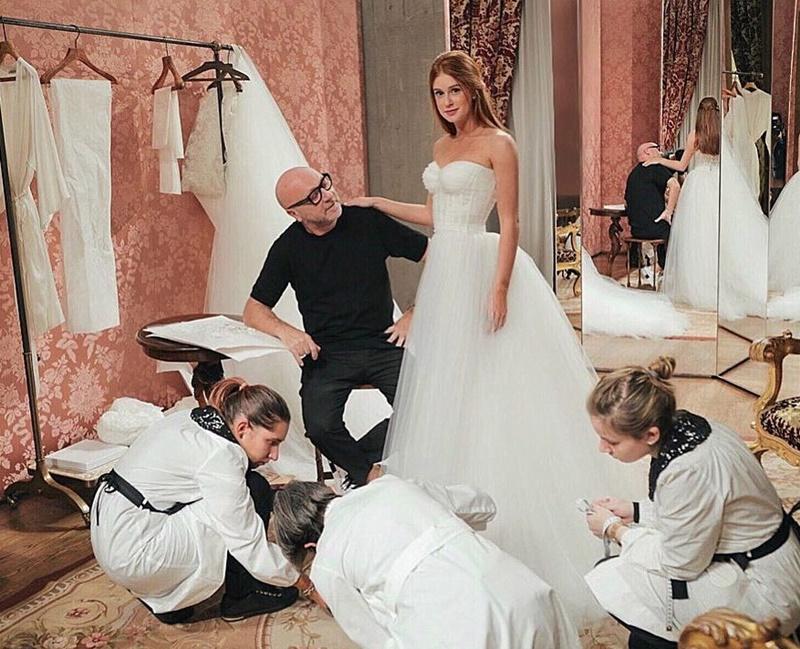prova de vestido de noiva icasei