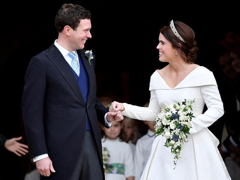 Retrospectiva 2018 - casamento-princesa-eugenie-e-Jack-Brooksbank
