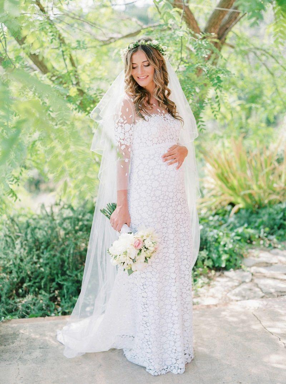 vestido-de-noiva-corte-imperio-para-grávida