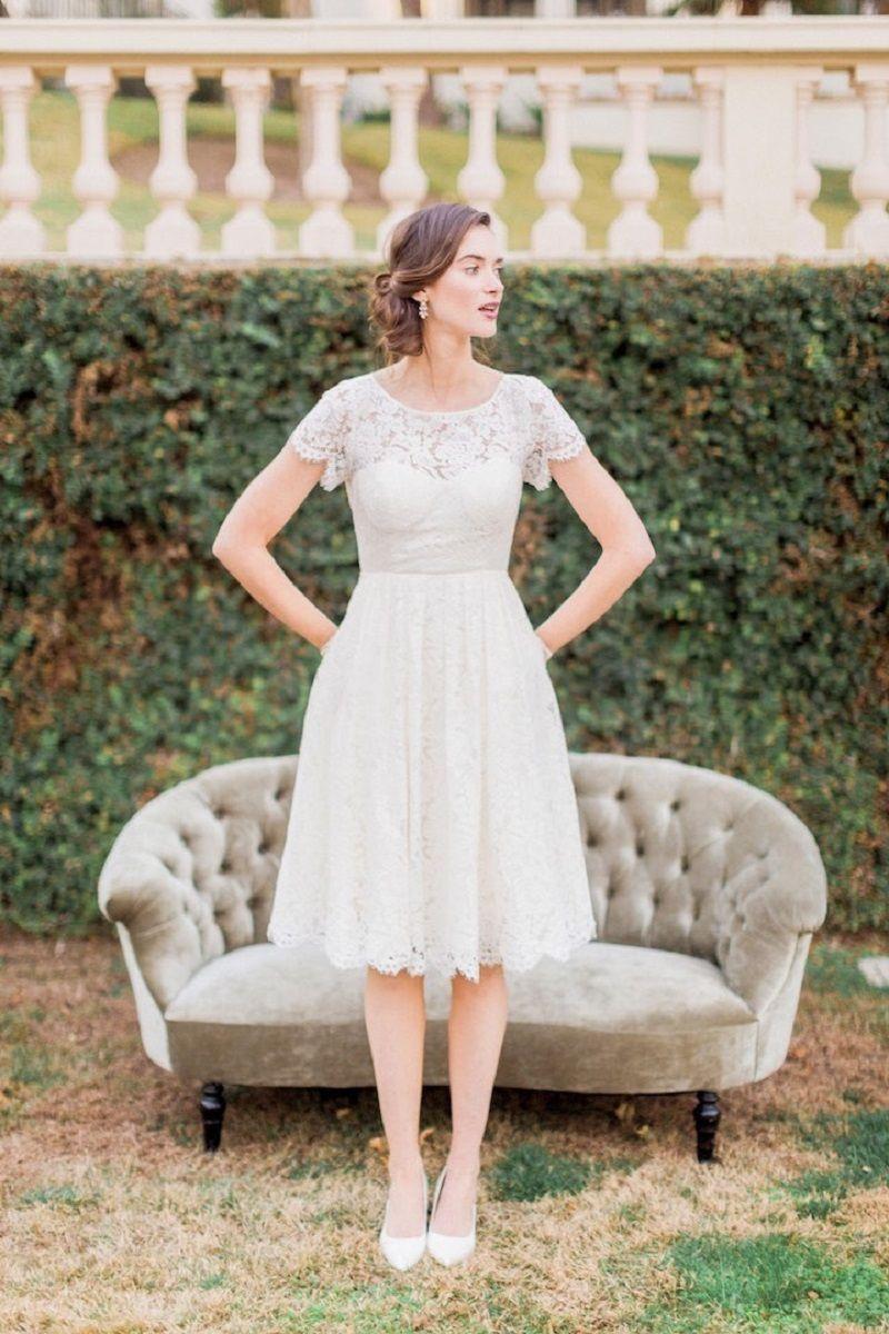 vestido-de-noiva-corte-imperio-curto