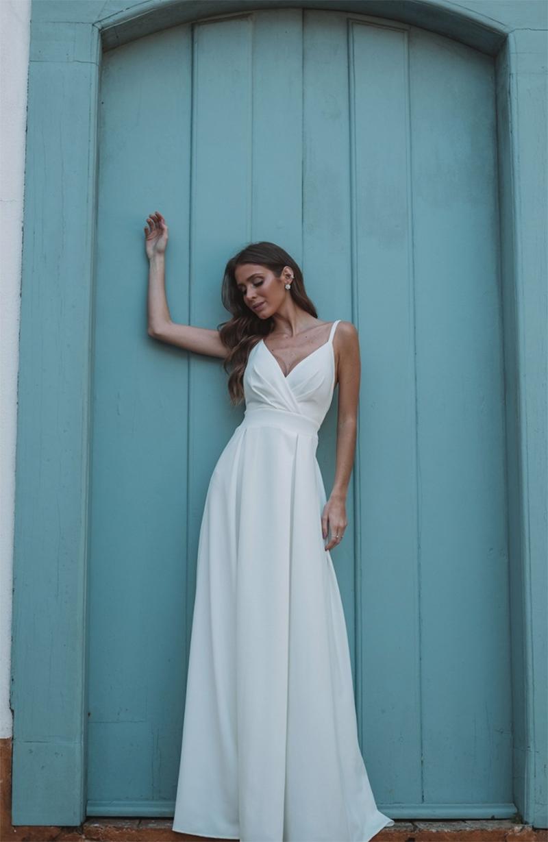 vestido para casamento civil no cartório