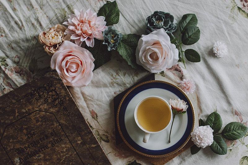 Benefícios dos chás para as noivas