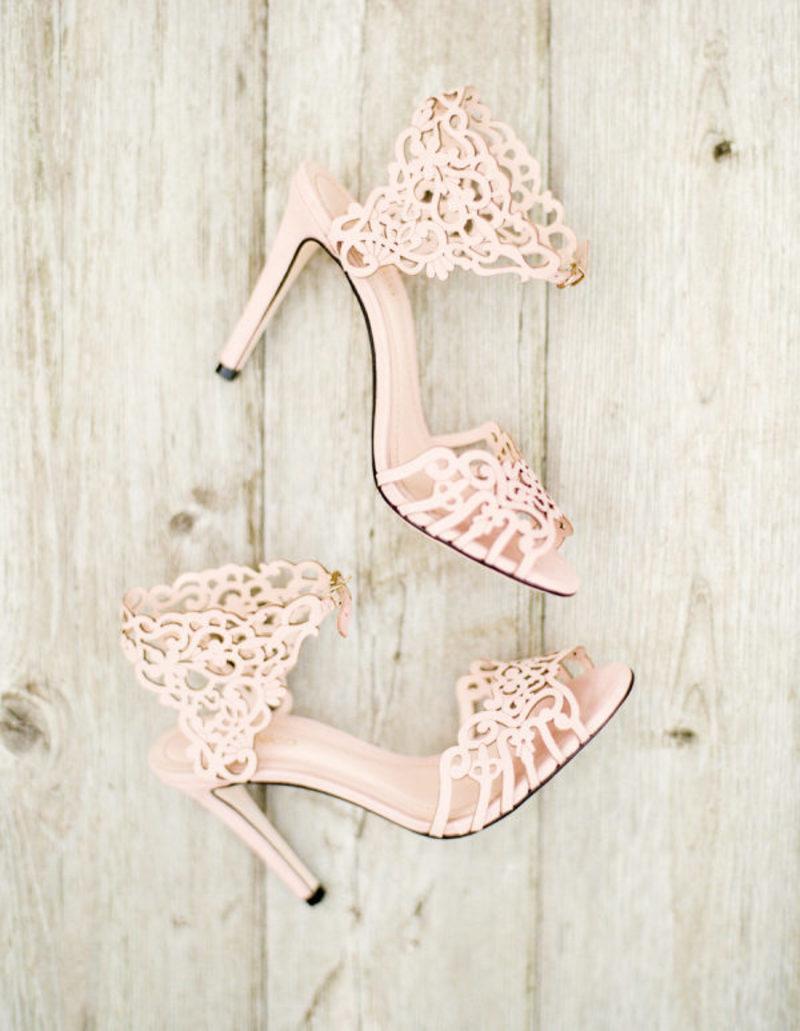 sapatos para noivas coloridos