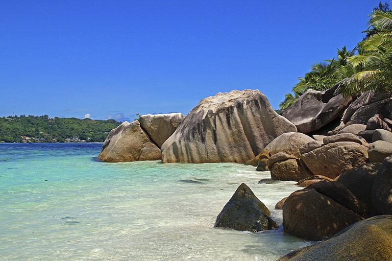 ano novo a dois Seychelles