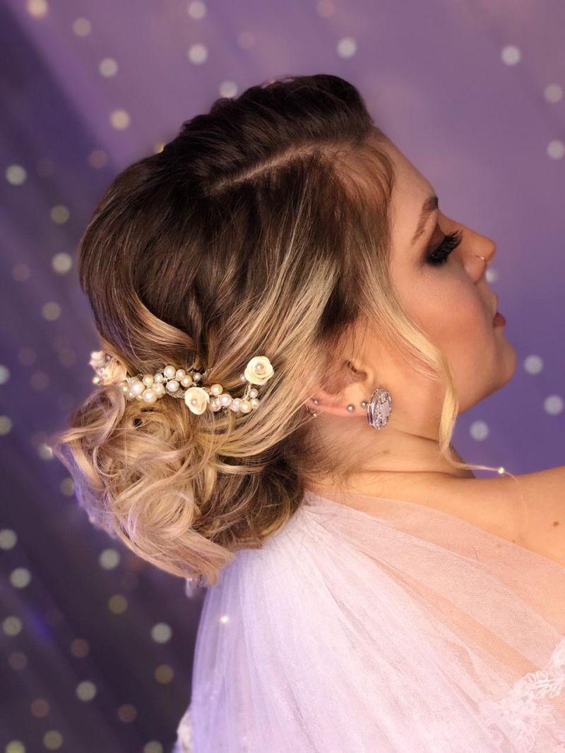 cabelo de noiva