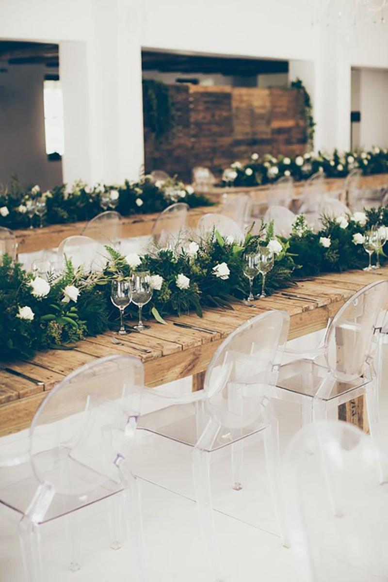 cadeira de acrilico para casamento