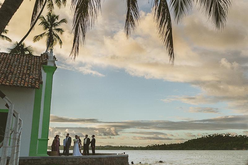 elopement wedding praia dos carneiros