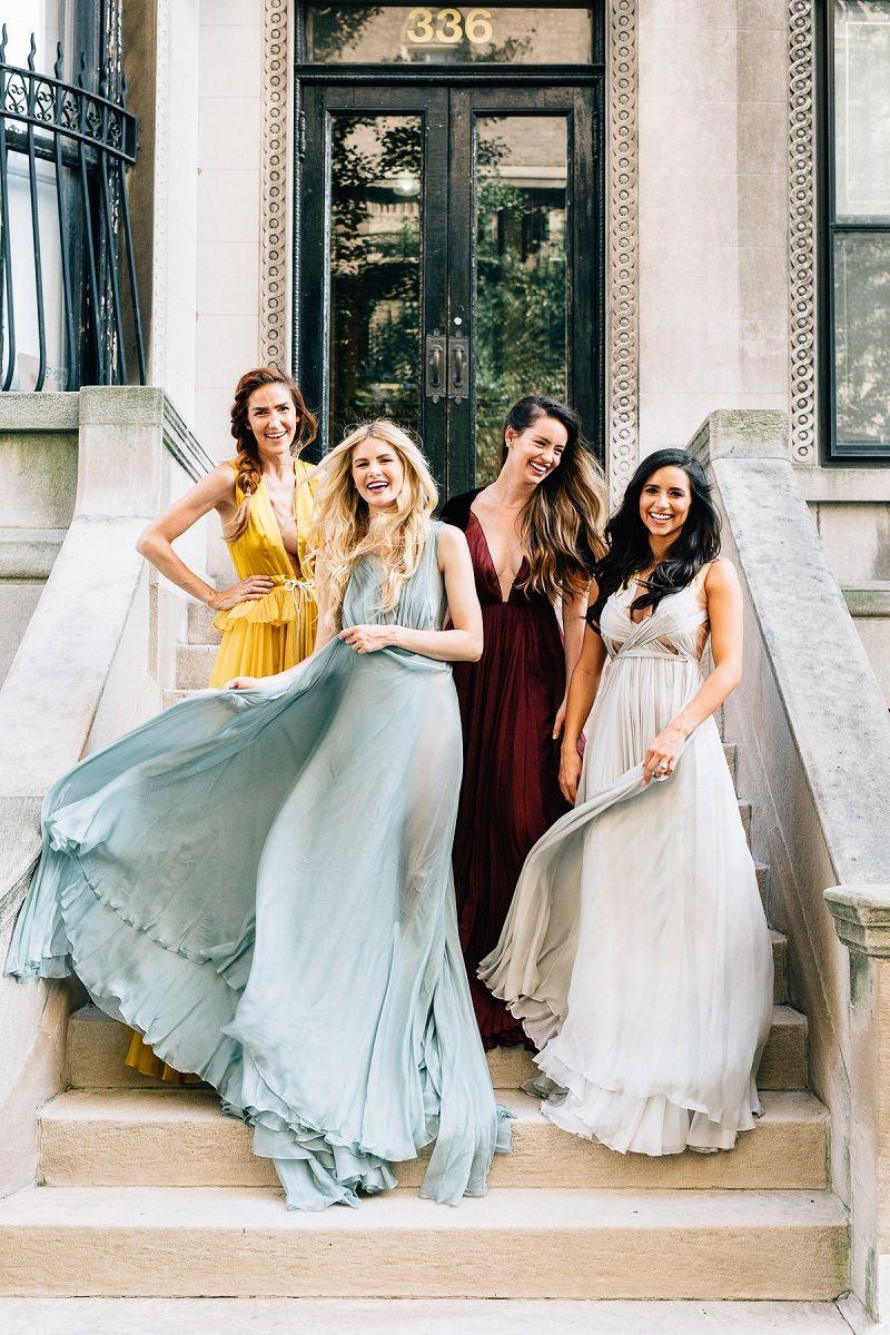 convidadas-com-vestidos-de-festa-coloridos