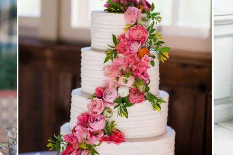 Bolo de casamento 2019 | Tendências de sabores e texturas