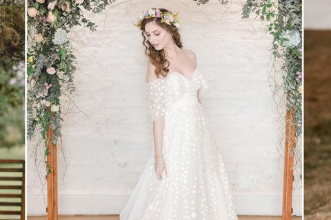 Vestido de noiva vintage e boho chic: tem diferença?