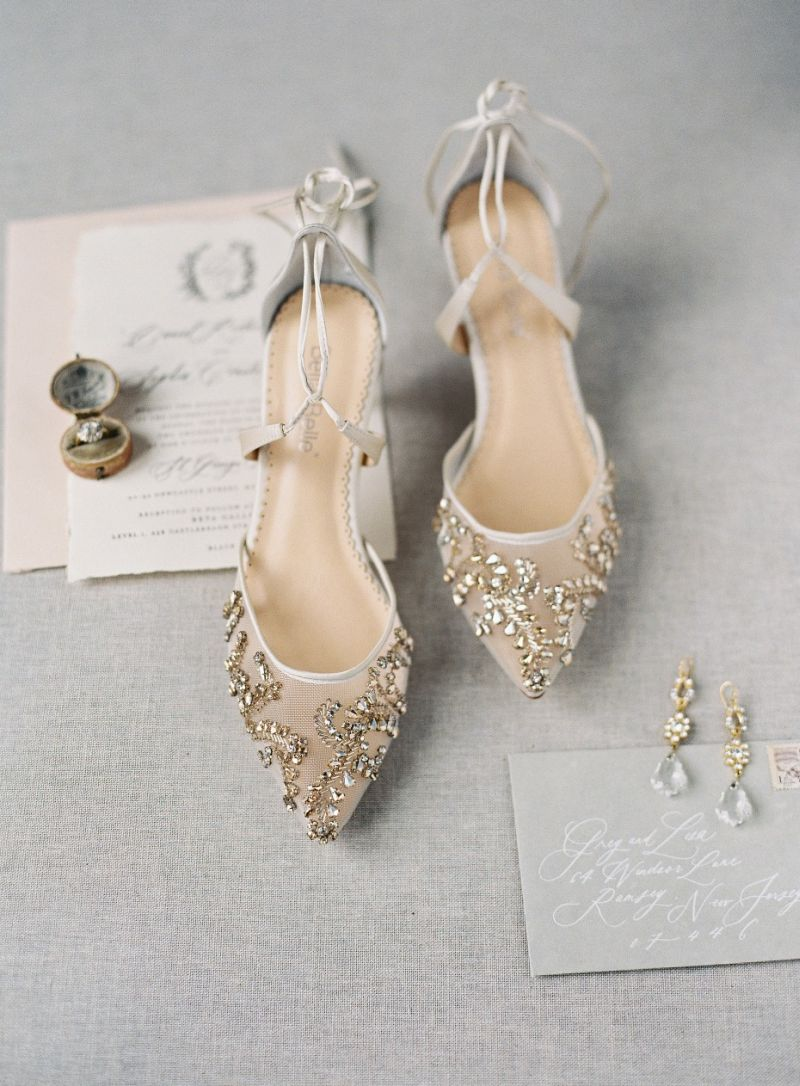 sapato de noiva sob medida