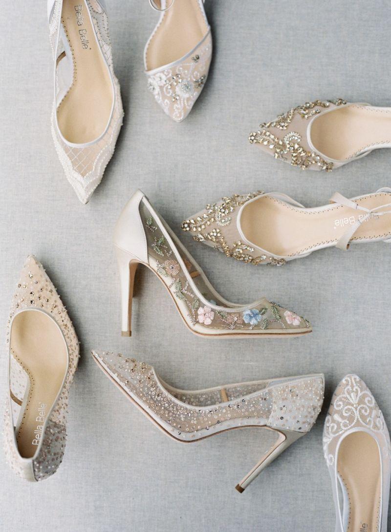 422d4a05a Sapato de noiva sob medida é opção para quem quer exclusividade