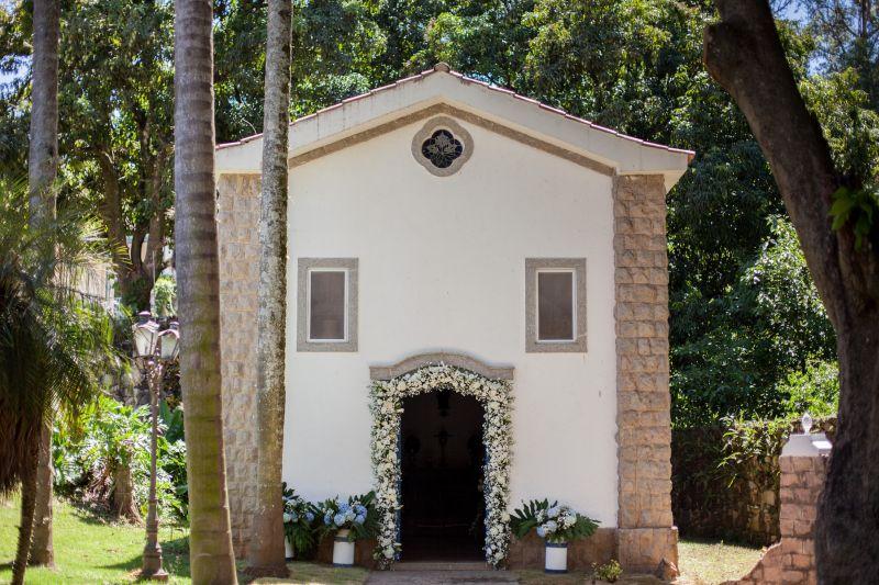 Casamento na fazenda Sant'anna