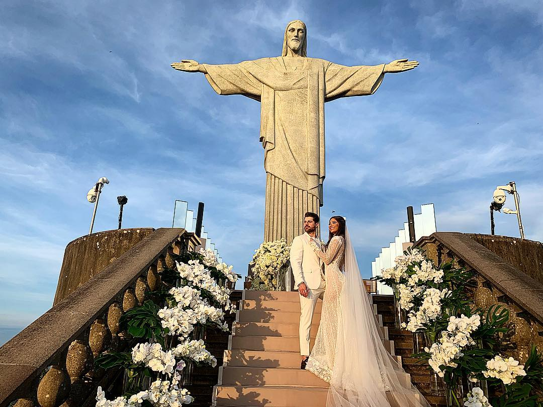 casamento Dj alok e romana novais