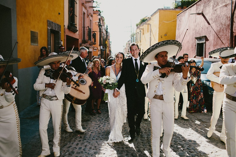 Destination wedding no México