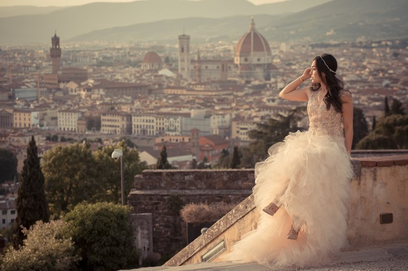 destination wedding na italia
