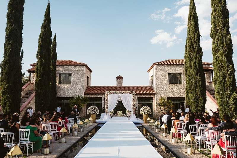destination wedding no méxico