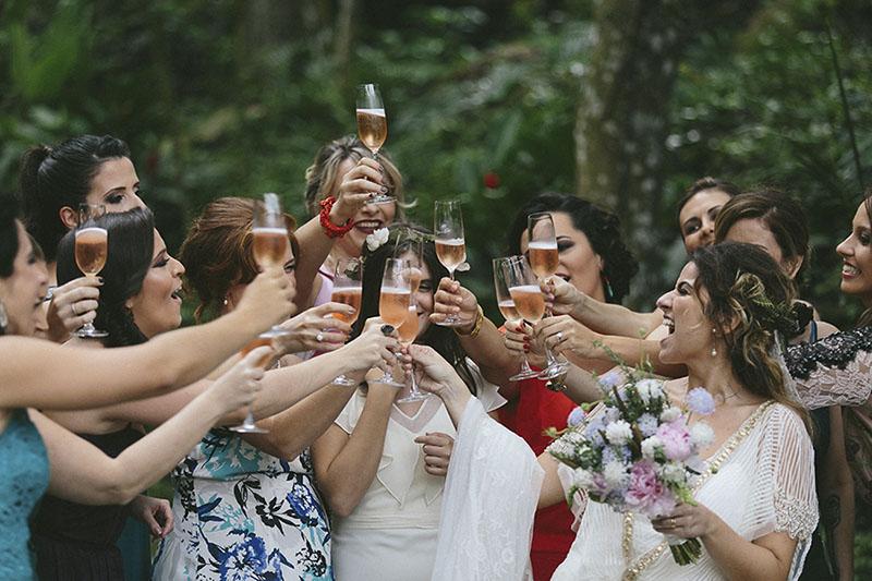 espumantes e vinhos para casamento