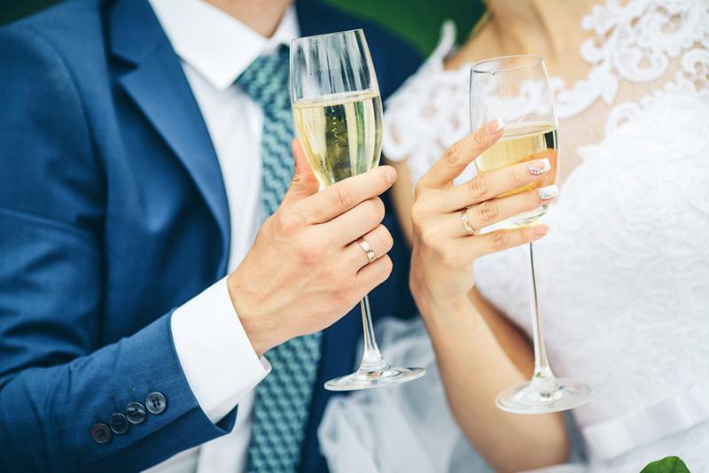espumantes para casamento