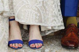 1262ca178 Sapatos coloridos para noivas  dicas para escolher a cor ideal
