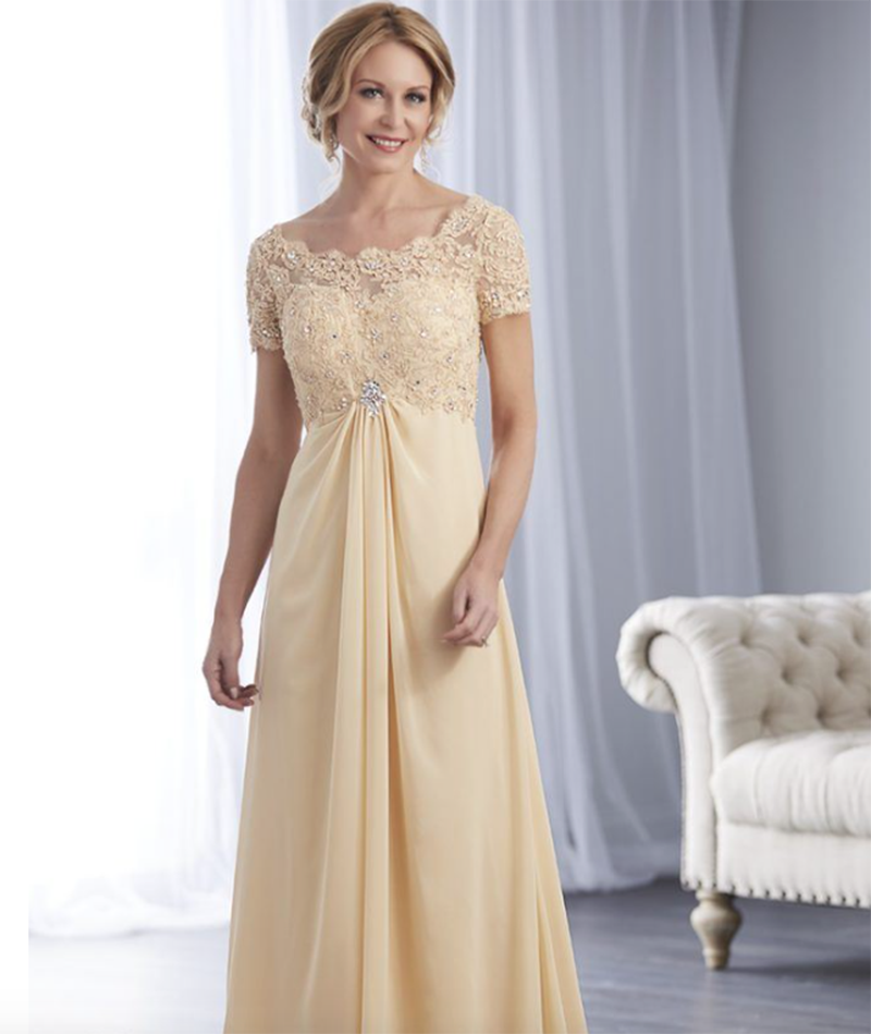 vestido para a mãe das noiva