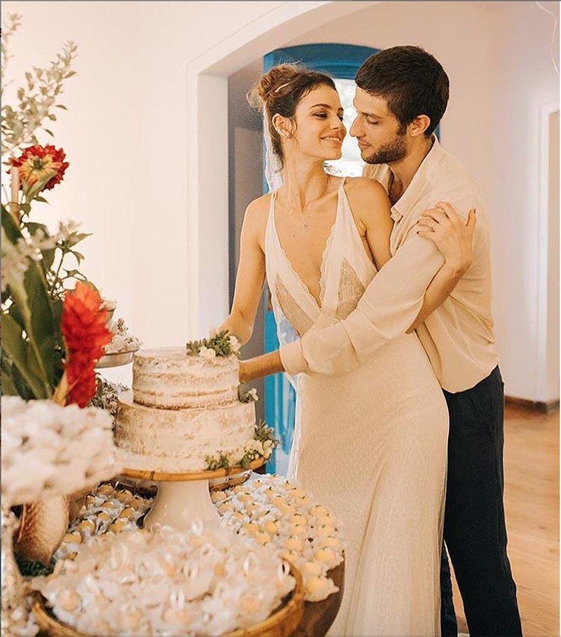casamento chay suede e laura neiva