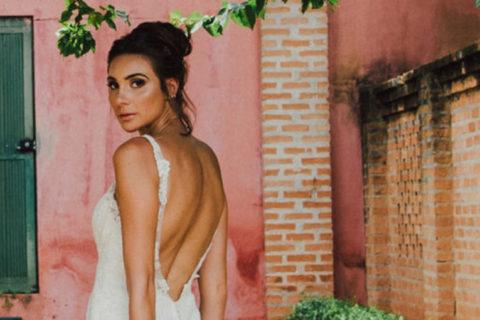 Inspiração | Editorial traz noiva despojada, natural e elegante