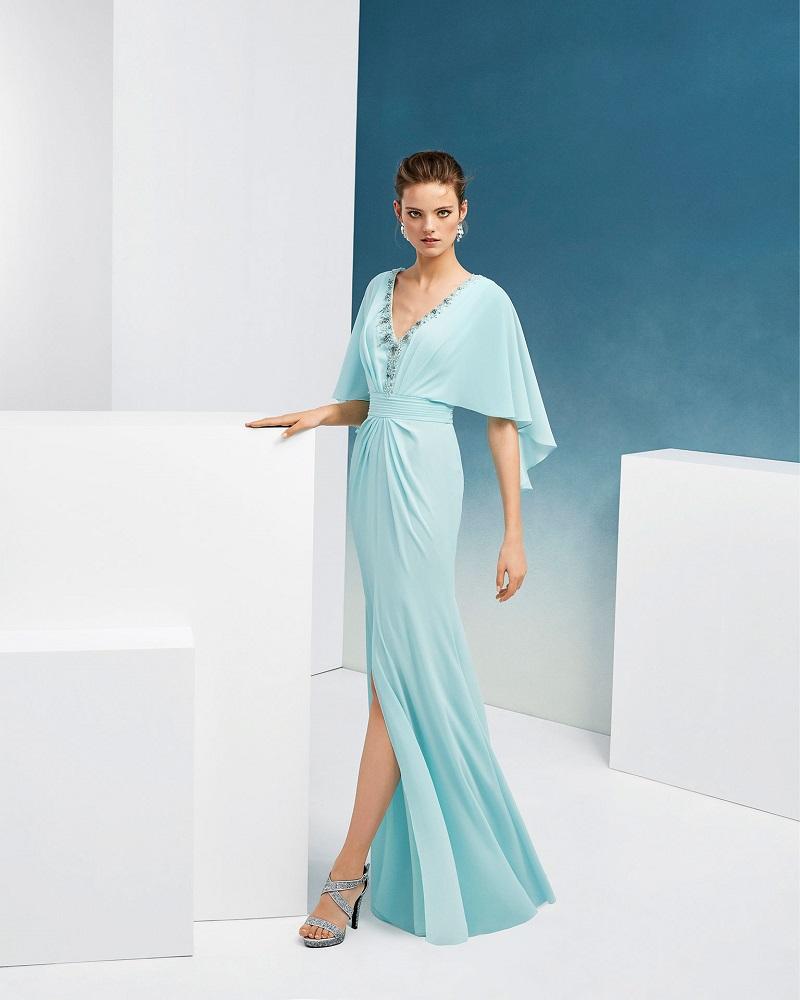 vestido-de-madrinha-azul-bebê