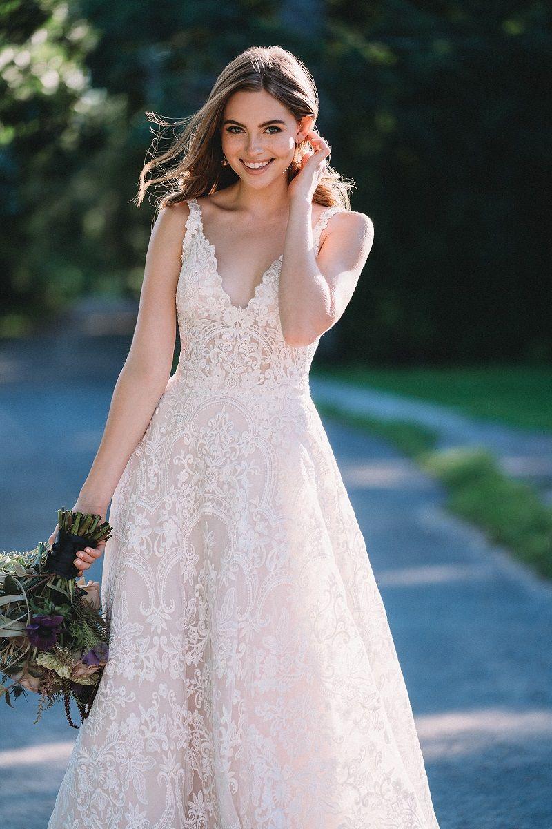 vestido-de-noiva-evasê