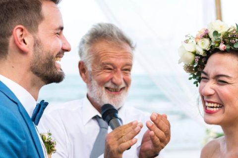 O que faz e como escolher o celebrante de casamento?