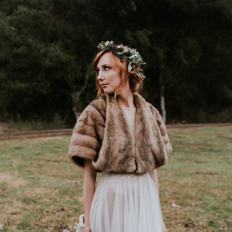 maquiagem para casamento no outono