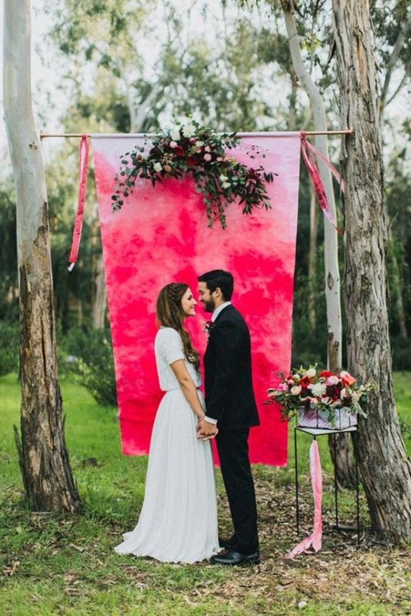 arcos para casamentos