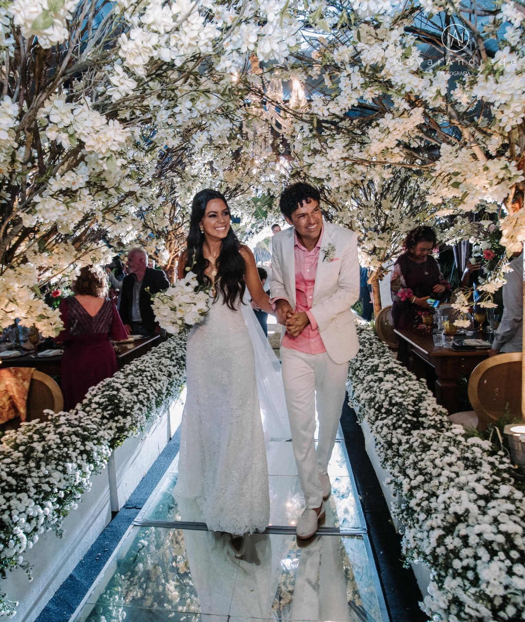 casamento jorge vercillo e martha suarez