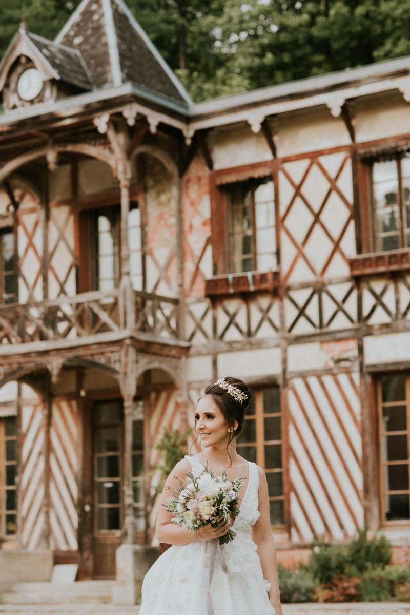 castelos na França para casamento