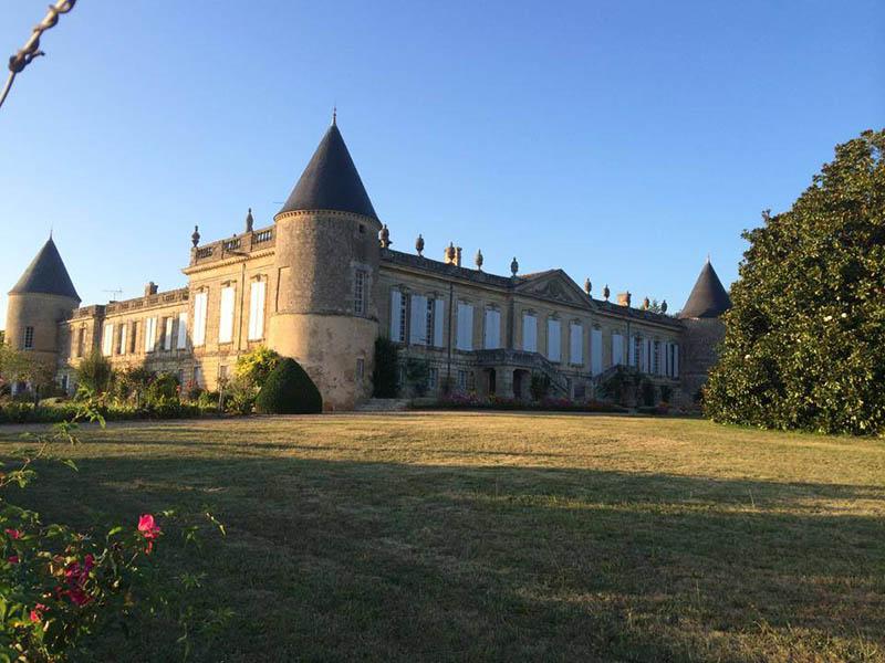 castelo para casar na frança