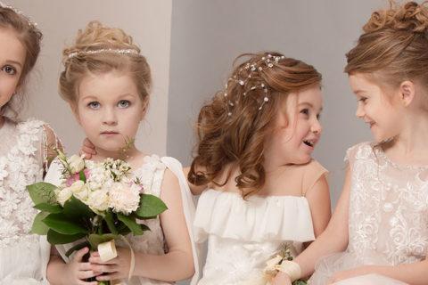 Dama de honra | Como preparar as pequenas para o casamento