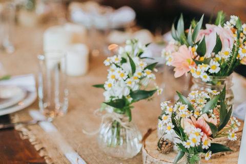 Mesa de casamento rústico | Dicas para arrasar na decoração