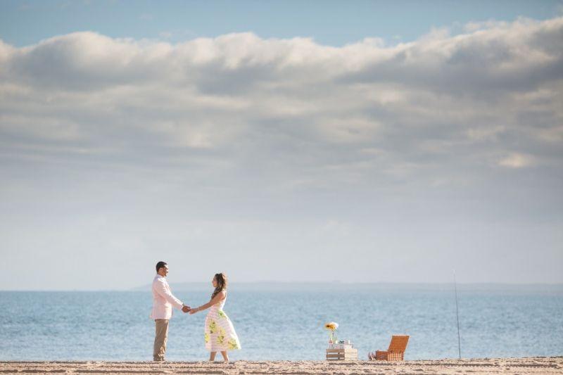 Pedidos de casamento diferentes