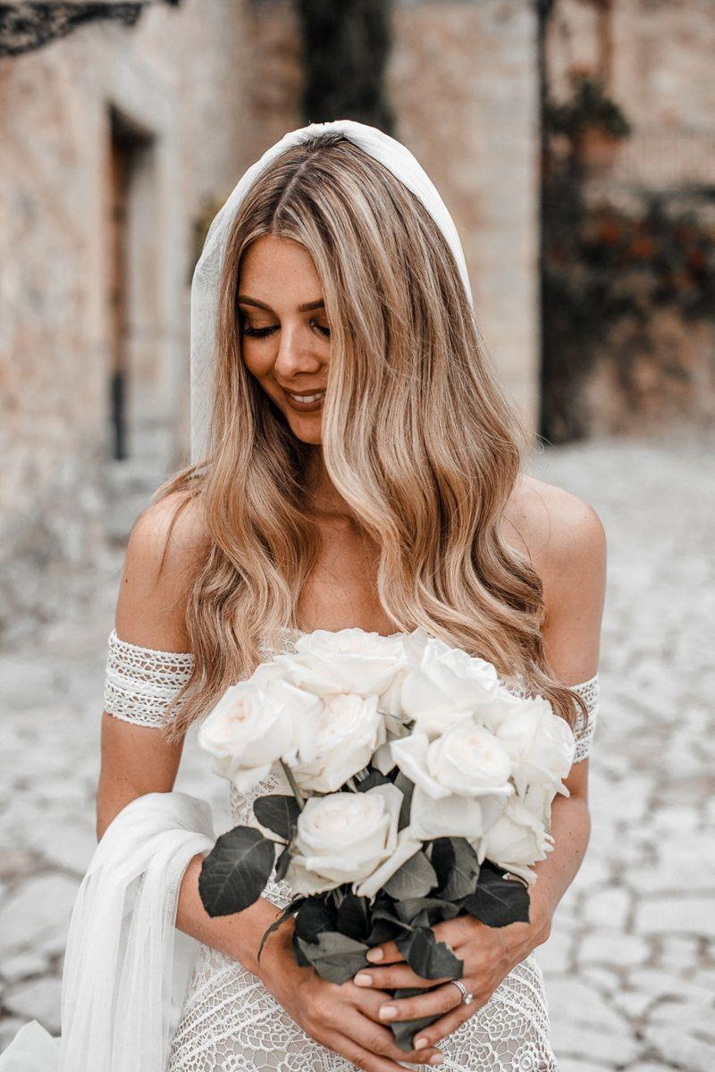 penteado-para-noiva-solto-com-véu