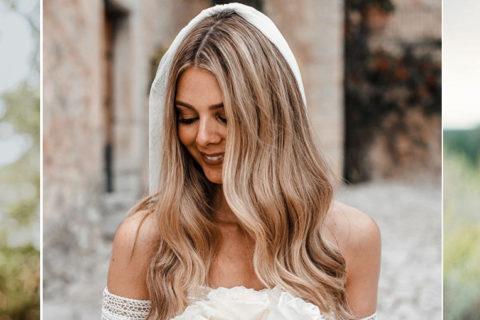 Penteado para noiva solto | Dicas, cuidados e fotos de inspiração