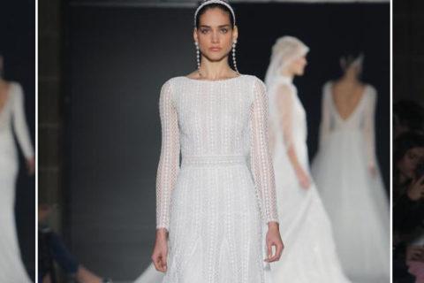 Barcelona Bridal Fashion Week | Rosa Clará apresenta coleção alta costura 2020